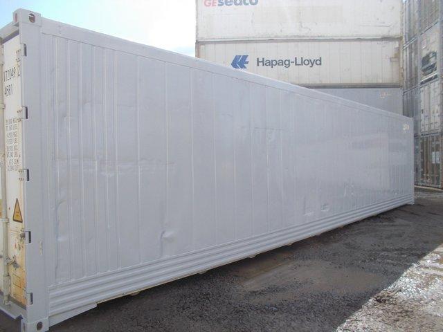 Рефконтейнер 40 футов технические характеристики